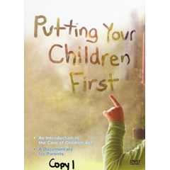 Putting Your Children First