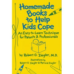 Homemade Books to Help Kids Cope