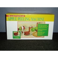 Traditional Apple Peeling Machine