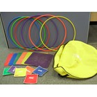 Hoop, Spot, Bean Bag Kit