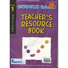 Bounce Back - Teacher's Resource Books Book 1 - Junior Primary
