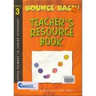 Bounce Back - Teacher's Resource Books Book 3 – Upper Primary to Junior Secondary
